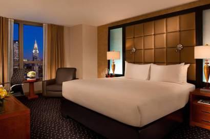 Superior room del hotel Millennium Broadway