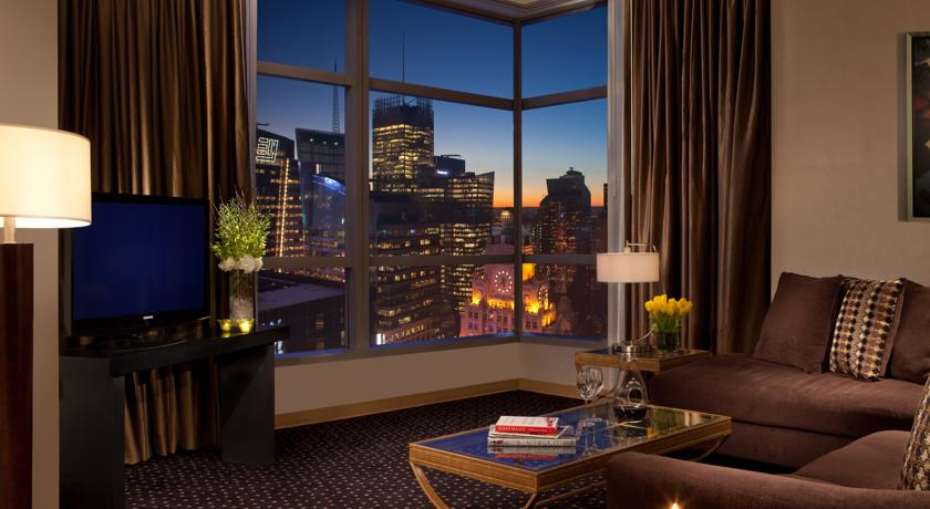 Suite  del hotel Millennium Broadway. Foto 1