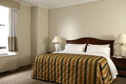 Suite  del hotel Pennsylvania