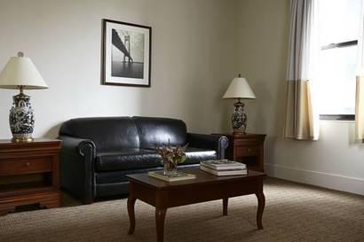 Suite  del hotel Pennsylvania. Foto 2