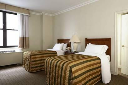 Habitación Doble Penn 5000 Twin del hotel Pennsylvania