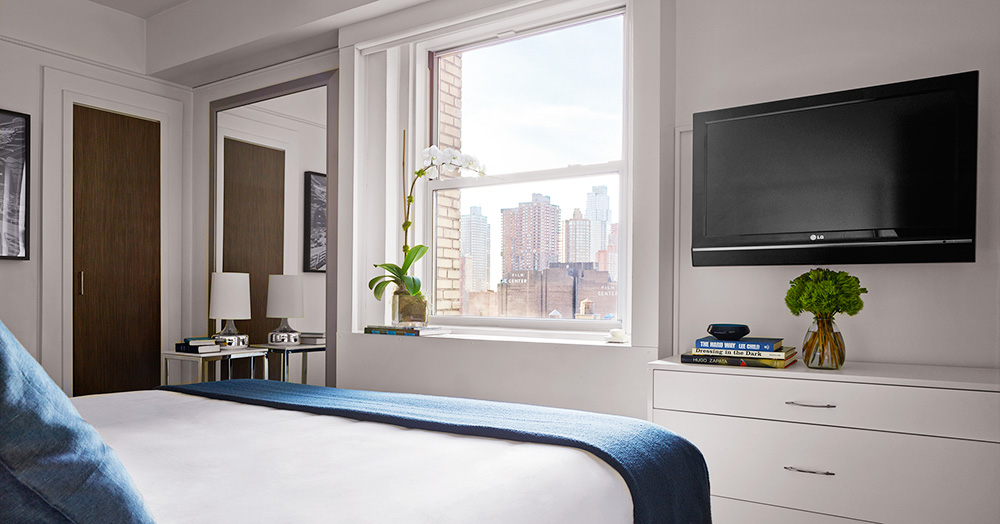 One Bedroom Suite del hotel Paramount