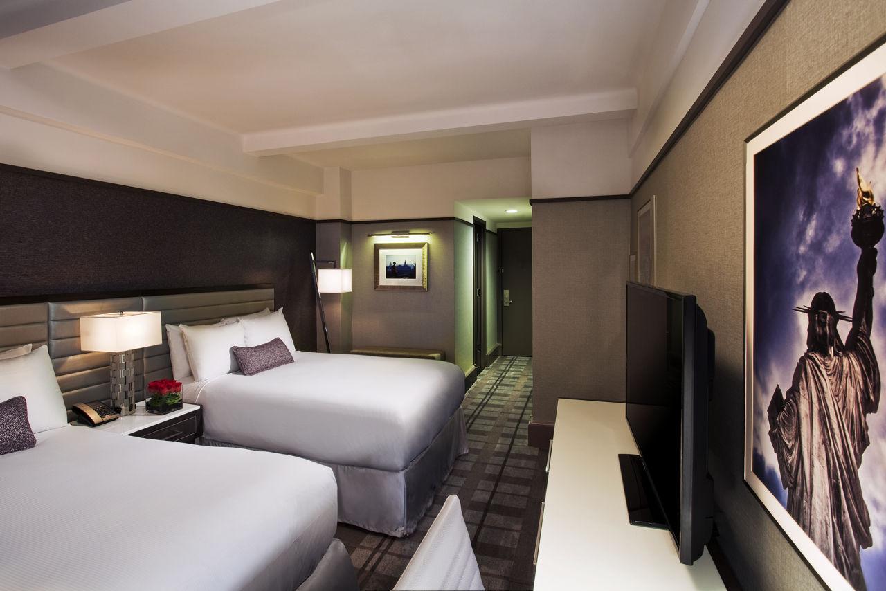 Classic Room 2 camas separadas del hotel Park Central New York