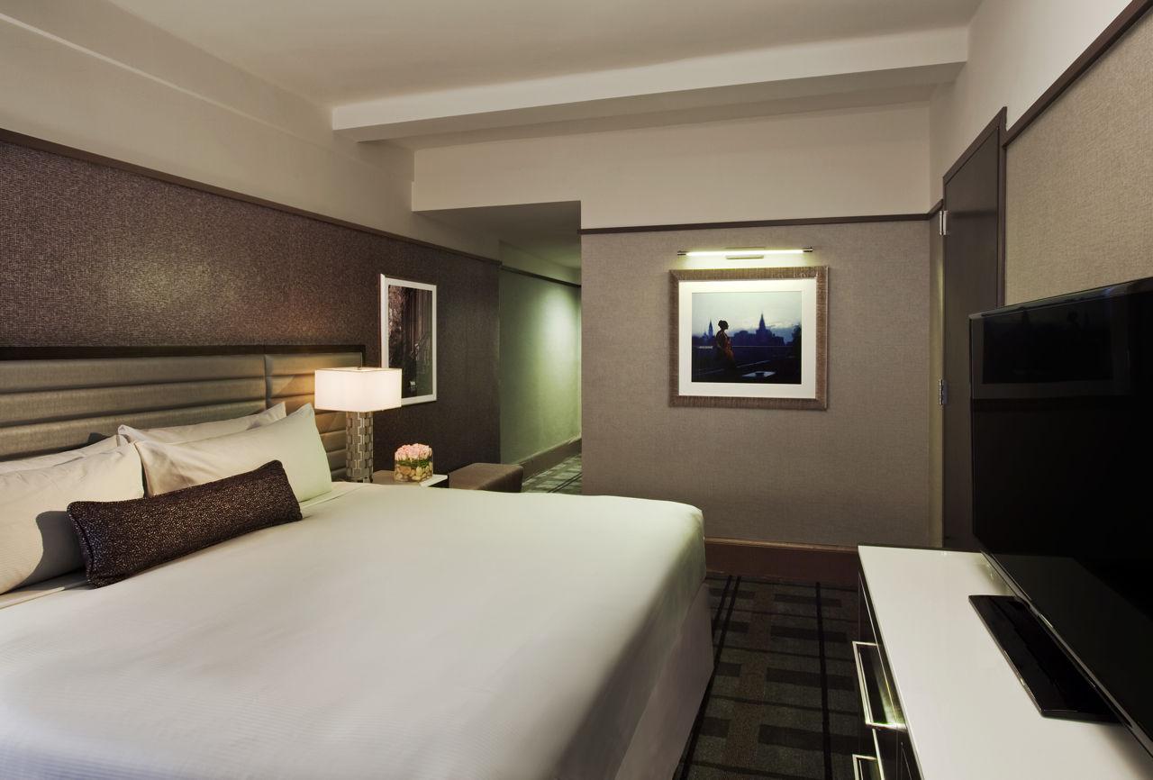 Habitación doble Accesible del hotel Park Central New York