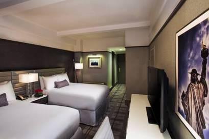 Habitación doble dos camas separadas Premier del hotel Park Central New York