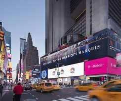 Hotel New York Marriott Marquis