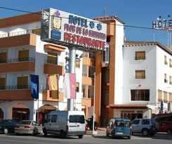 Hotel Flor De La Mancha
