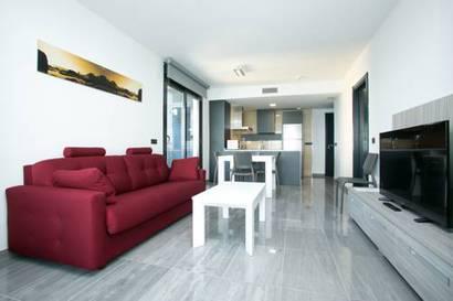 Apartamento 2 dormitorios del hotel Fuengirola Playa. Foto 1