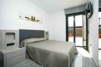 Apartamento con patio del hotel Fuengirola Playa