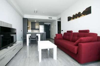 Apartamento estandar del hotel Fuengirola Playa. Foto 1