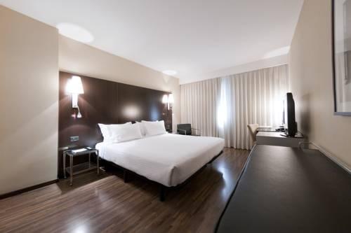 Habitación doble  del hotel AC Hotel Cordoba by Marriott