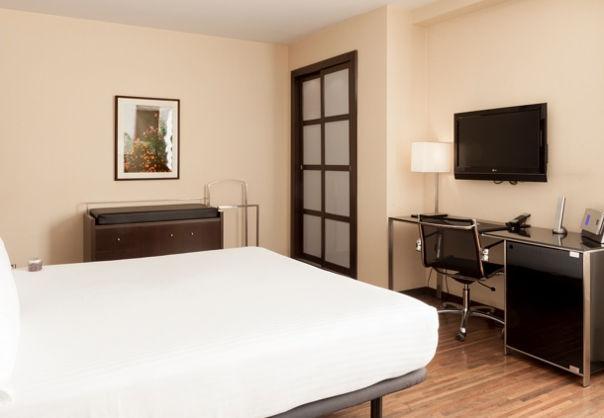 Habitación doble Superior del hotel AC Hotel Cordoba by Marriott