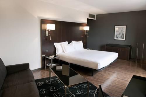 Habitación doble Lujo del hotel AC Hotel Cordoba by Marriott