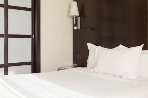 Habitación familiar  del hotel AC Hotel Cordoba by Marriott