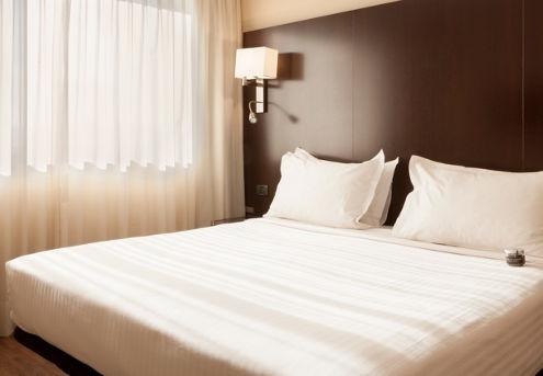 Junior suite  del hotel AC Hotel Cordoba by Marriott