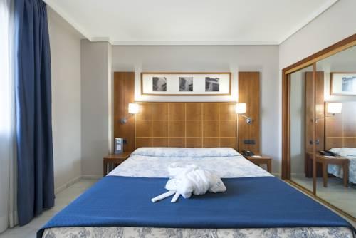 Habitación doble  del hotel Exe Ciudad de Cordoba