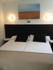 Habitación doble Económica del hotel Natursun