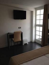 Habitación doble Económica del hotel Natursun. Foto 2