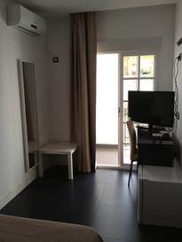 Habitación doble Económica del hotel Natursun. Foto 3