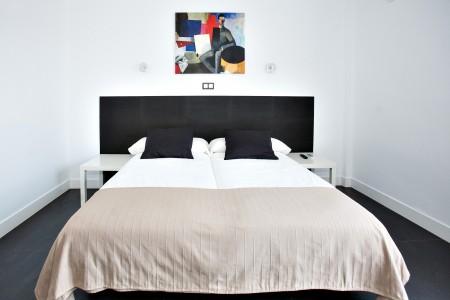 Habitación individual Económica del hotel Natursun
