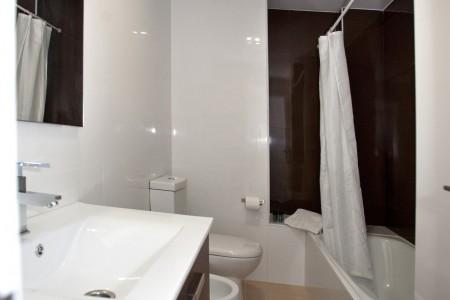 Habitación individual Económica del hotel Natursun. Foto 1
