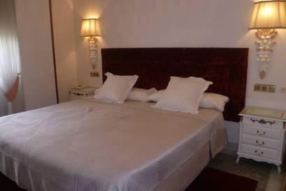 Habitación doble  del hotel Sercotel Artheus Carmelitas Salamanca. Foto 1