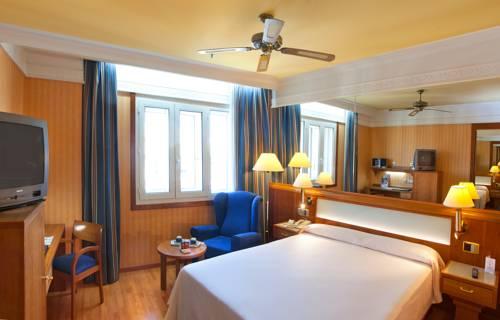 Habitación doble Cama King del hotel Senator Gran Via 70