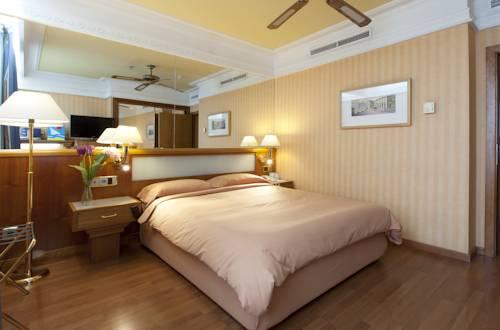 Habitación doble Cama King del hotel Senator Gran Via 70. Foto 1