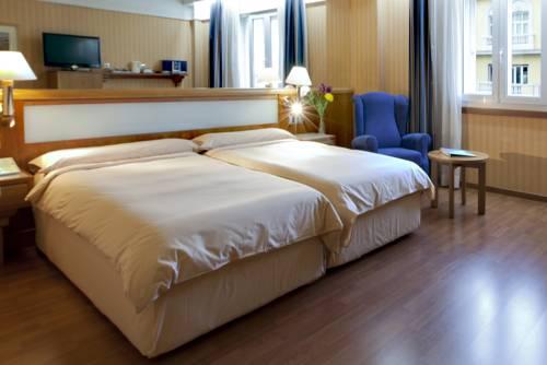 Habitación doble Comunicada del hotel Senator Gran Via 70