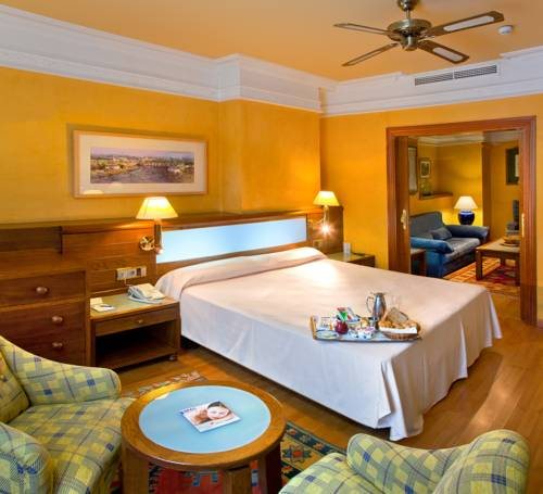 Junior suite  del hotel Senator Gran Via 70
