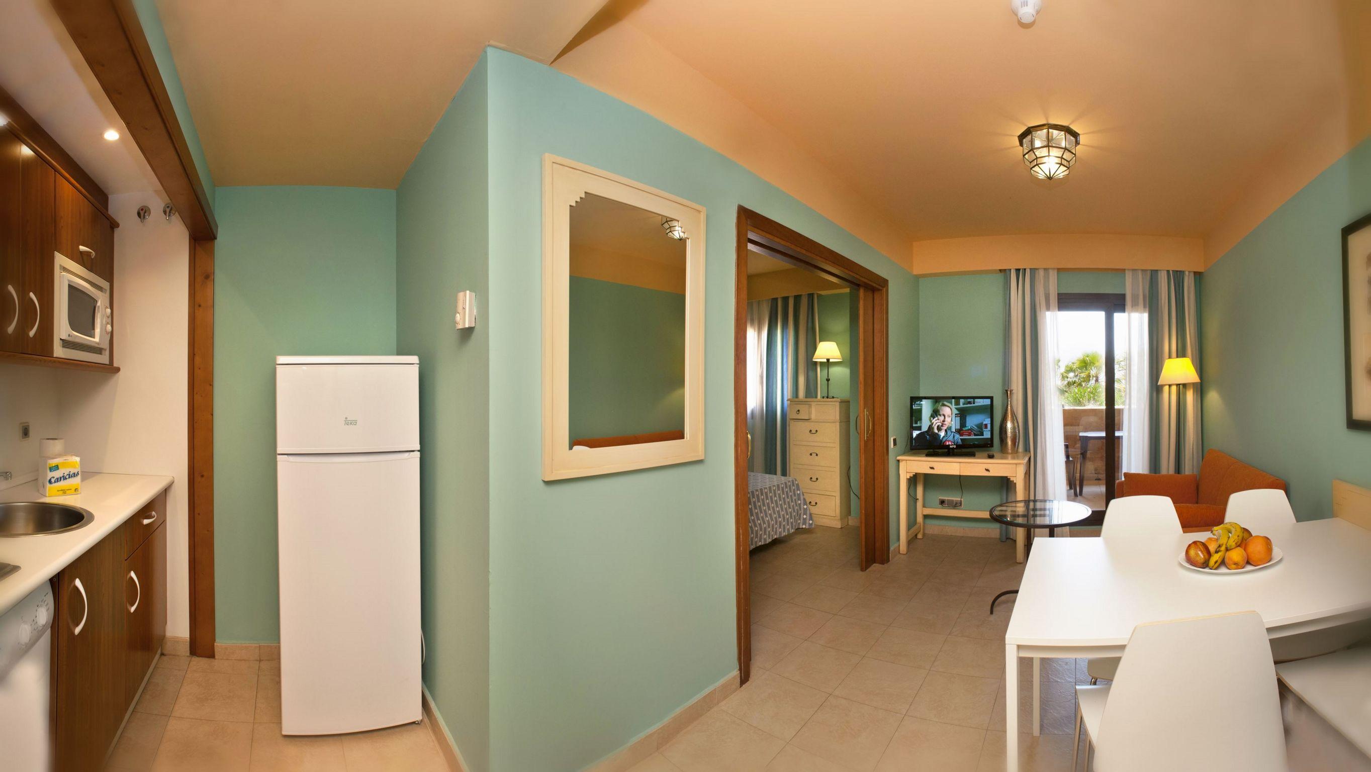 Apartamento 2 dormitorios  del hotel Leo Jardines De Isla Canela
