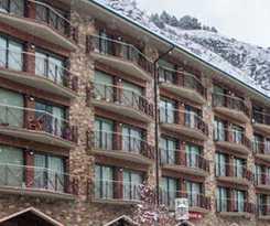 Hotel Apartamentos Canillo Pie de Pistas 3000