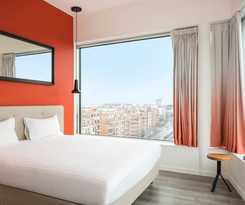 Apartahotel Hipark Design Suites Paris La Villette