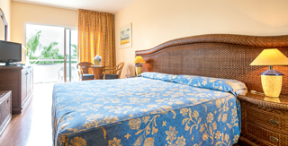 Habitación doble  del hotel Tabaiba Princess