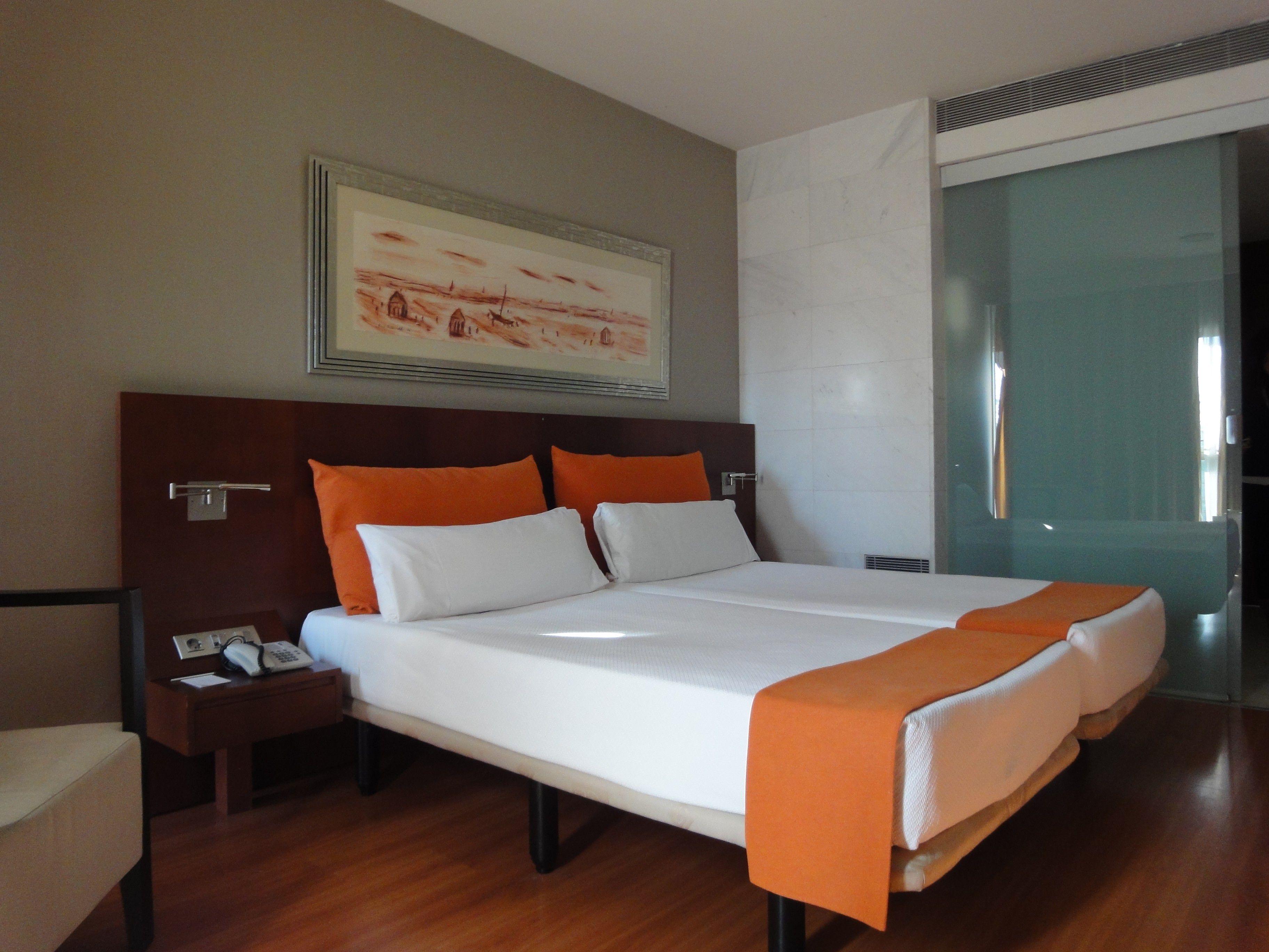 Superior Terrace del hotel Eurohotel Barcelona Gran Via Fira