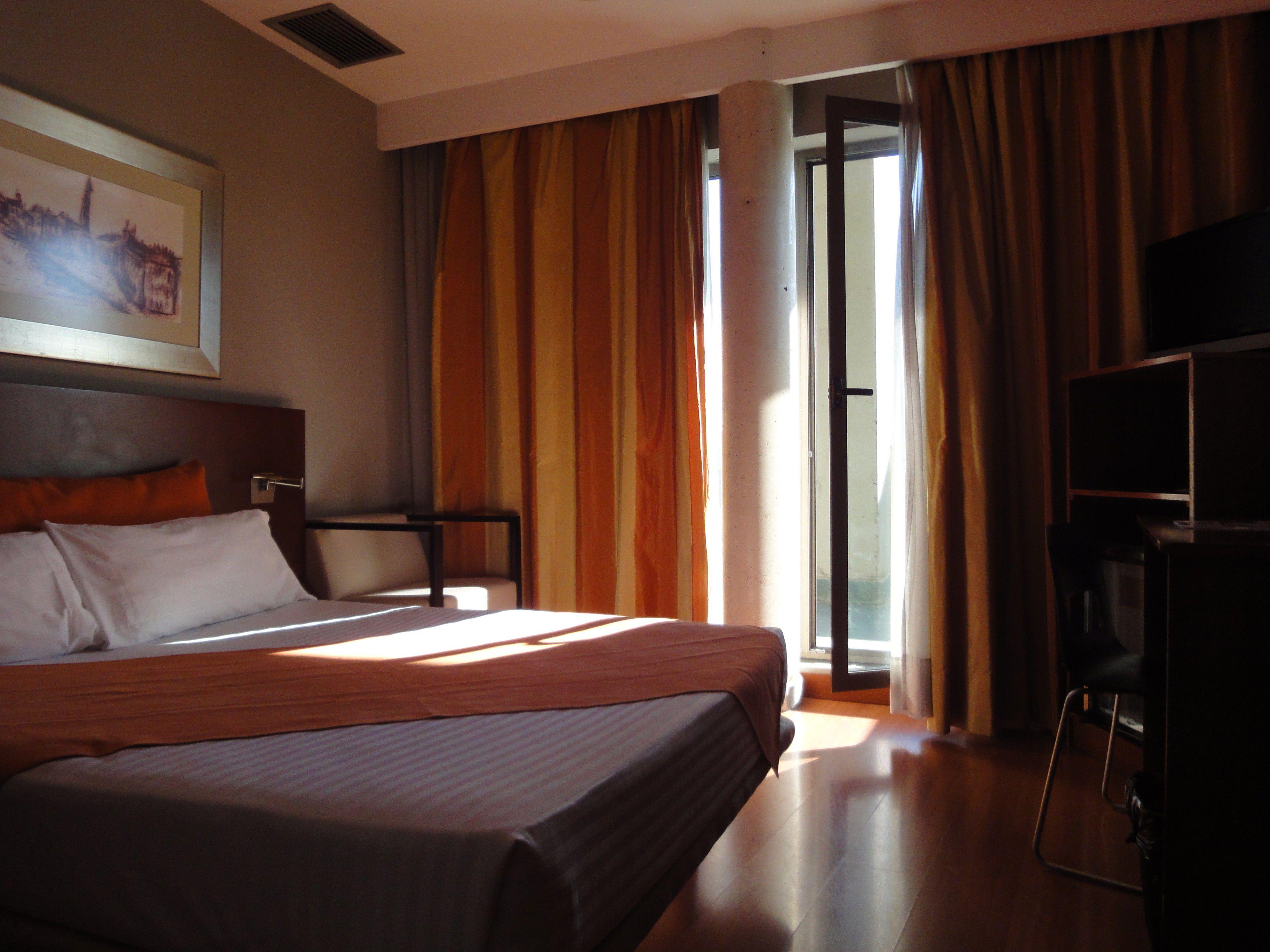 Petit Terrace del hotel Eurohotel Barcelona Gran Via Fira