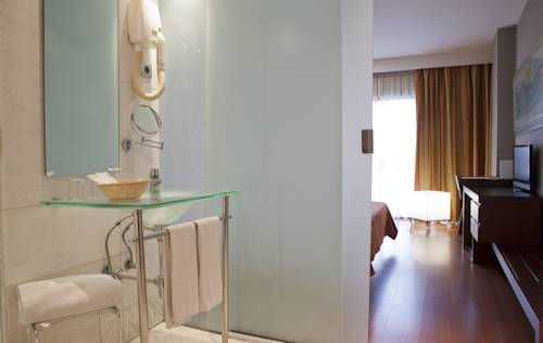 Habitación doble  del hotel Eurohotel Barcelona Gran Via Fira. Foto 2