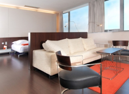 Junior suite  del hotel Fira Congress. Foto 1