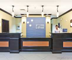 Hotel Holiday Inn Express  and Suites Tampa-USF-Busch Gardens