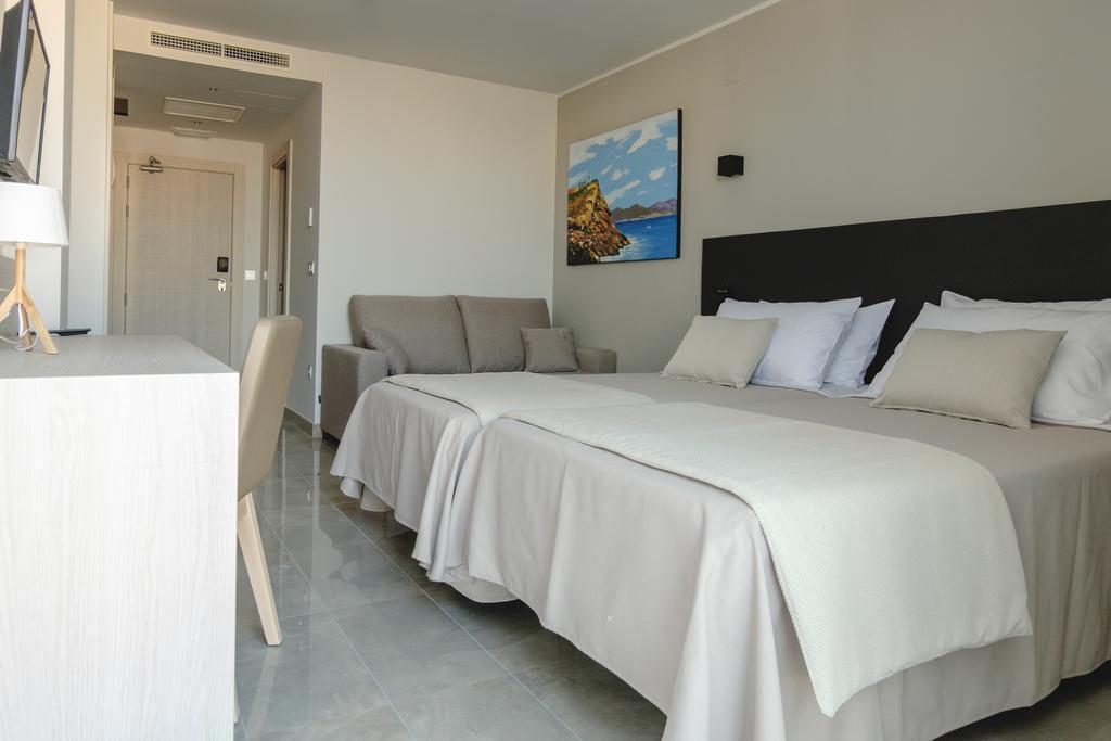 Habitación doble  del hotel Alegria Dos Playas