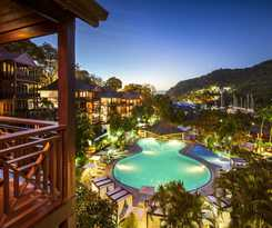 Hotel Capella Marigot Bay Resort and Marina Saint Lucia