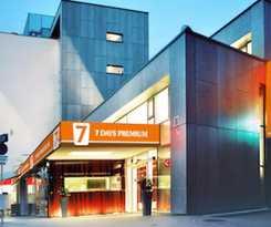 Hotel 7 Days Premium Hotel Wien