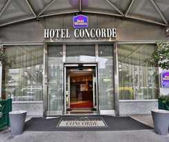 Hotel  Best Western Antares  Concorde