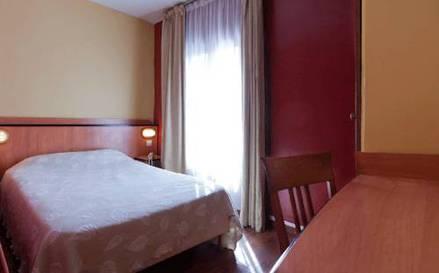 Habitación individual  del hotel Hibiscus