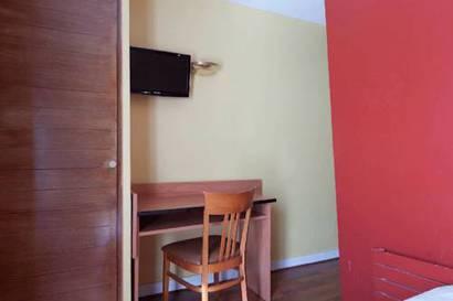 Habitación individual  del hotel Hibiscus. Foto 1