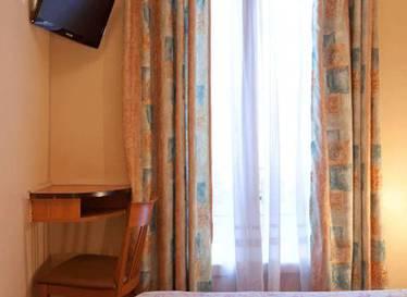Habitación doble  del hotel Hibiscus. Foto 1