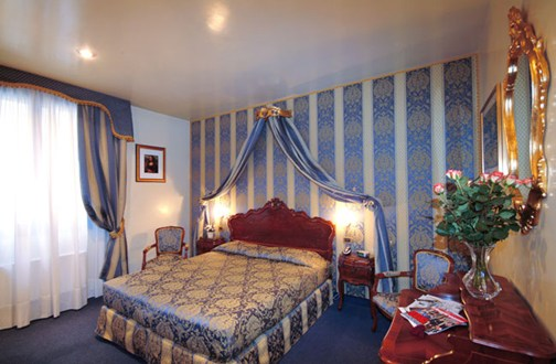 Habitación doble Superior del hotel Albergo San Marco