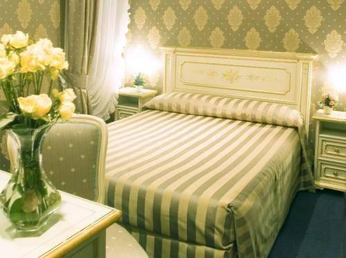 Habitación doble Económica del hotel Albergo San Marco