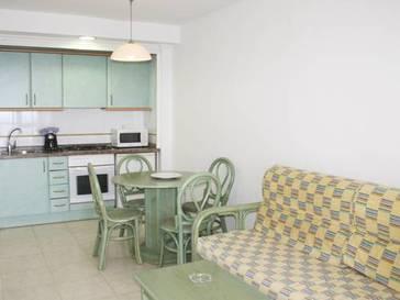 Apartamento 1 dormitorio  del hotel Amatista. Foto 3