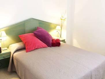 Apartamento 2 dormitorios  del hotel Amatista. Foto 3